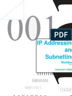 IP Addressing and Subnetting Workbook - Instructors Version 1.5.docx