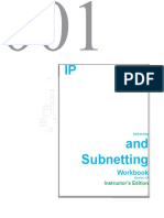 Ip Addressing and Subnetting Workbook - Instructors Version v2_0