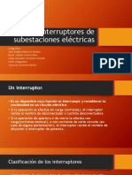 Grupo_603_Interruptores de Subestaciones Eléctricas.