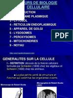 Cours Biologie Celullaire Svt S1