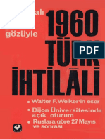 1960 Türk İhtilali