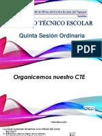 5° SESION CTE FEBRERO