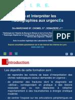 Rx Des Urgences SFR