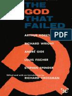 AA. VV. - The God That Failed [42955] (r1.0) [en]