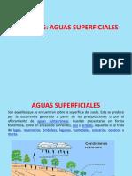 Aguas Superficiales