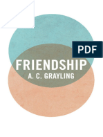 Friendship - A. C. Grayling