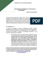86 Arquétipos Representações Arquetípicas e o Processo de Humanização