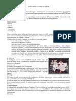 Evolucion de La Danza en El Peru
