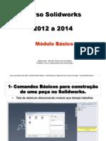 Comandos Básicos Solidworks 2012 a 2014