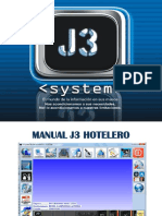 Manual j3 Hotelero
