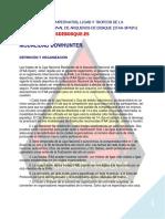 Reglamentos IFAA