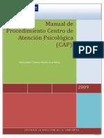 manual de procedimientos CAP udm.pdf