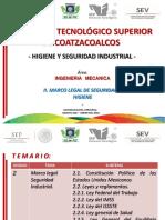 2 Unidad Seguridad e Higiene Industrial II