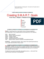 smart goals 2 assignment