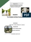 ENSAYO FUNDO ESTRUCTURADO.doc