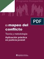 El Mapeo Del Conflicto Justicia restaurativa Juvenil