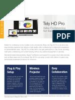 DataSheet-telyHDPro