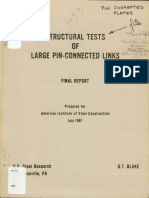 (Blake, G.T.,1981)-Structural Tests of Large Pin-connected Links
