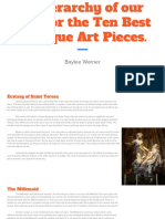 baroque presentation- baylee warner 2