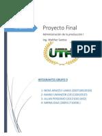 Proyecto Final -AP 1