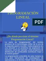 Programación Lineal2