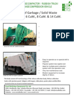 ENSOL Garbage Compactor