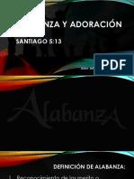 Historia de La Alabanza y Adoración