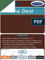 Vedanta - Cairn India