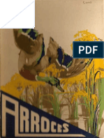 1956 - Arroces - Cooperativa Nacional Del Arroz