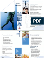 Psychomotor Physiotherapy Brochure