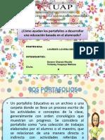 Cómo Ayudan Los Portafolios a Desarrollar Una Educacion Basada en El Alumnado Originall