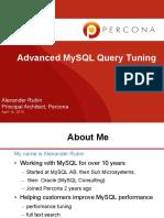 PL 2015 Query Optimization