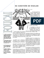 La Vigilancia de Foucault
