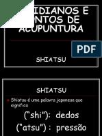 Introdução a Meridianos -Shiatsu