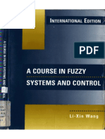 Course in Fuzzy Systems and Control, A - Li-Xin Wang