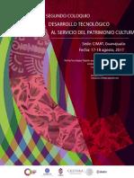 Programa Coloquio RedTDPC Agosto 2017