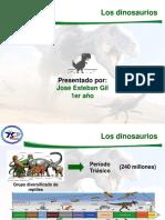 Exposicion Dinosarios Jose Gill