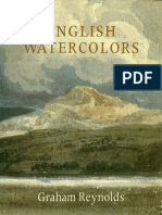 English Watercolors - An Introduction by Graham Reynolds (Art Ebook).pdf