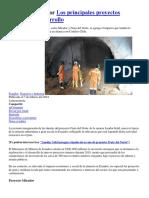 20180302 Ecuador Los Principales Proyectos Mineros en Desarrollo