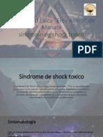 Sindrome de Shoock Toxico