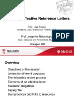 Ref Letter Writing 2015 Aug 28 LT