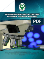 Pedoman Penelitian BPPSDMK 2014