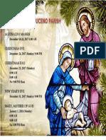 Aguinaldo Mass