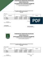 Form Jadwal Perencanaan PMKP