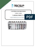 Control de Procesos Sensores