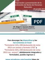 Guia PN AG2013 DGM Diapositivas