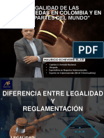Legalidad de Las Criptomonedas en Colombia y en Otras Partes Del Mundo