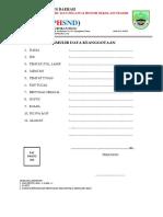 Formulir Anggota & Pernyataan Anggota-1