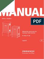 Sunways Pt Manual Es