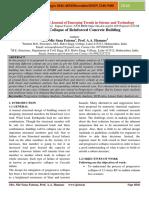 DCR Ratio Method for progressive failure of a structure